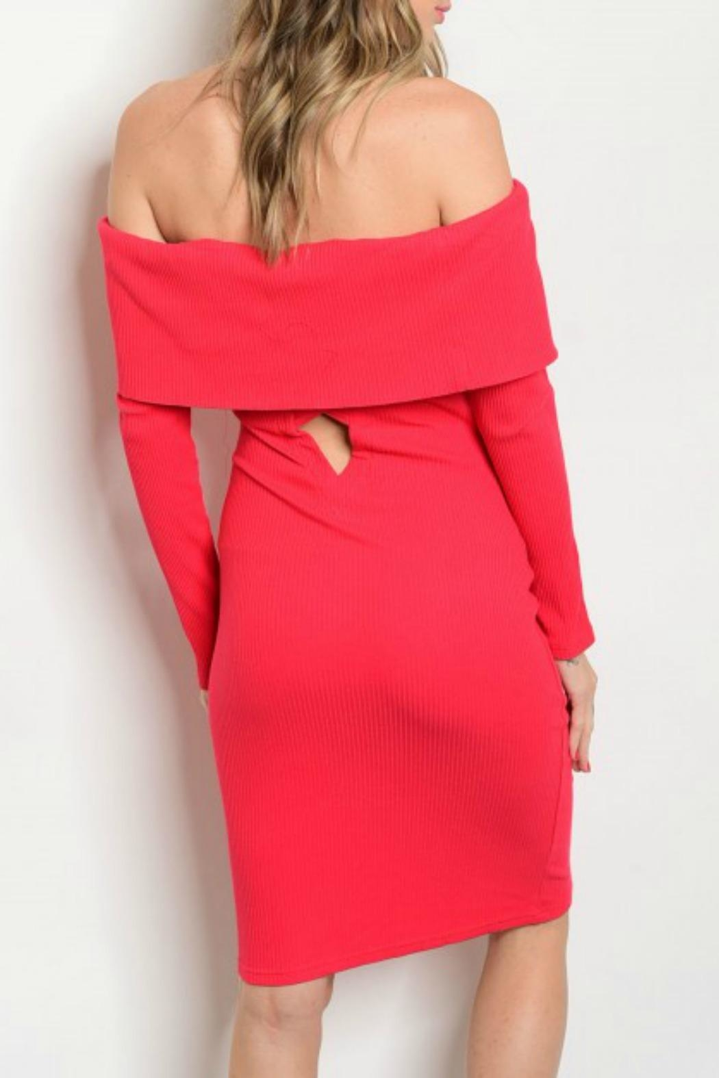 essue Corral Dress - Front Full Image
