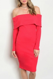 essue Corral Dress - Front cropped