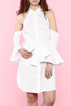 Shoptiques Product: White Halter Dress
