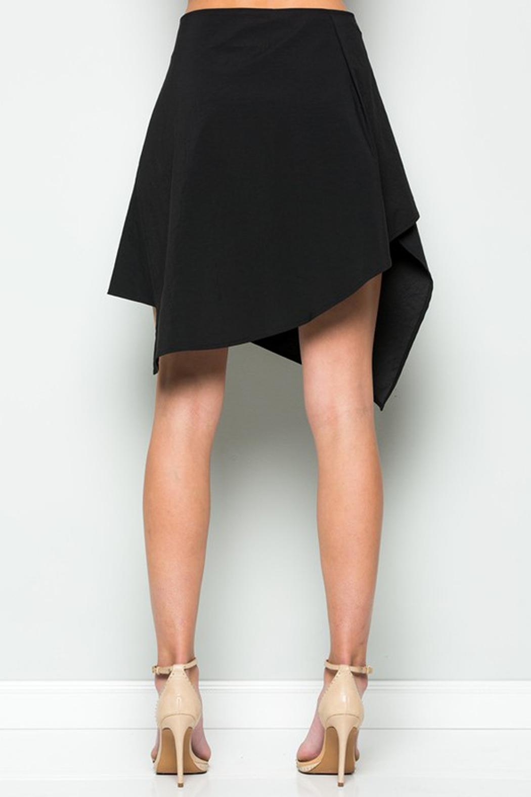 essue Mina Skirt - Side Cropped Image