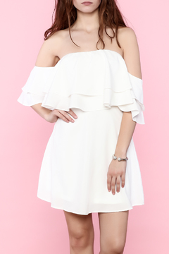 Shoptiques Product: Ruffle Mini Dress