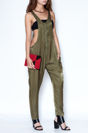 essue Sleeveless Jumpsuit - Product Mini Image