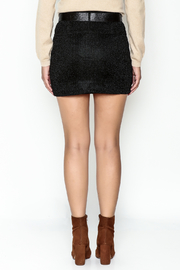 essue Sparkle Skirt - Back cropped