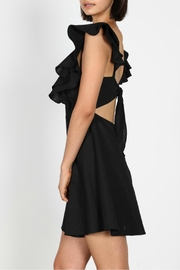essue Tie Back Dress - Side cropped
