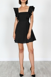 essue Tie Back Dress - Front cropped