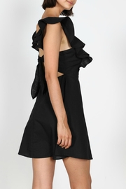 essue Tie Back Dress - Back cropped
