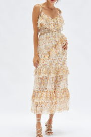 MINKPINK Esta Strappy Maxi Dress - Front cropped