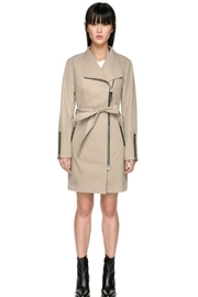 Mackage Estela Trench Coat - Front cropped