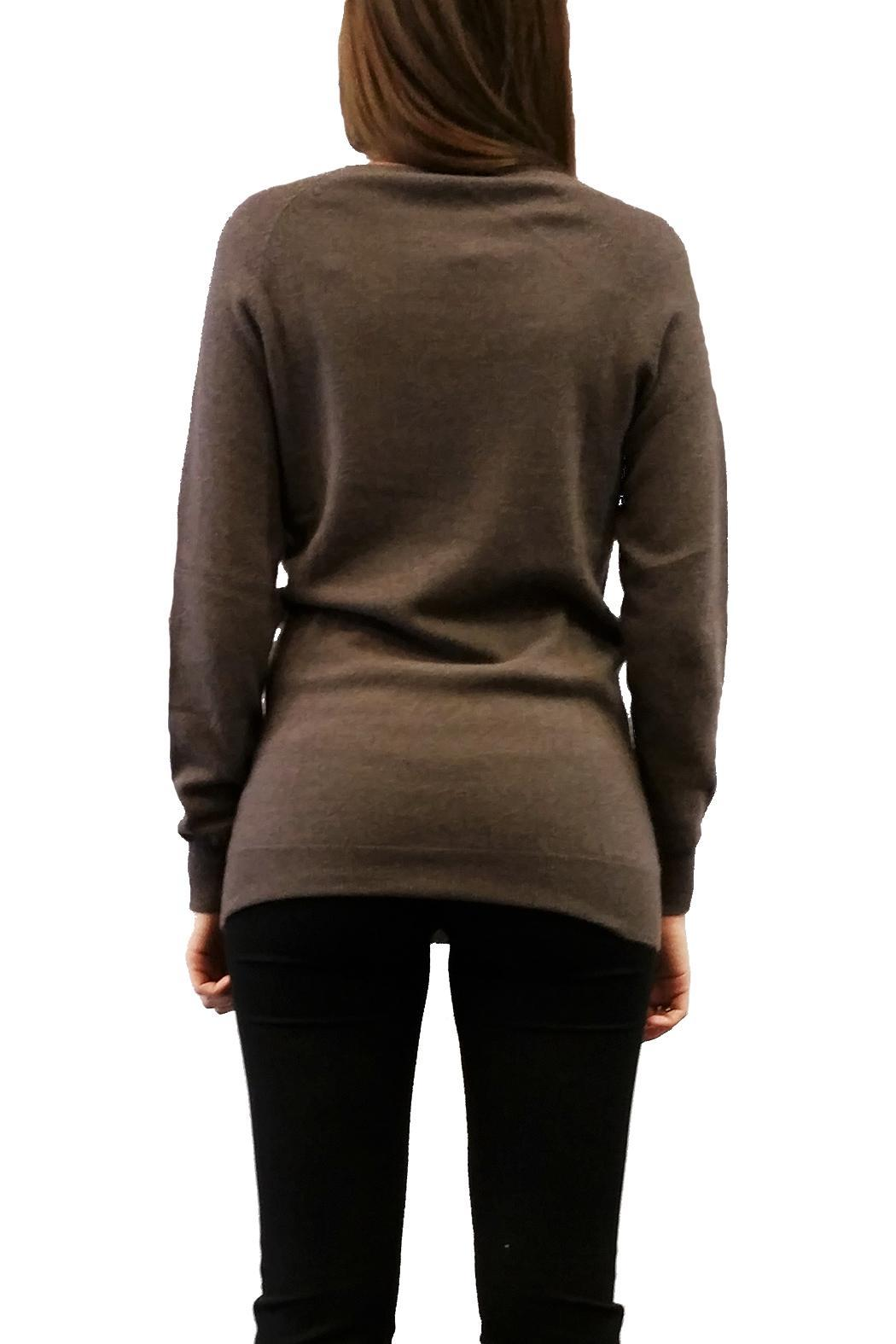 ESTHEME Cashmere Jumper - Side Cropped Image