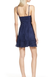 Adelyn Rae Esther Lace Dress - Product Mini Image