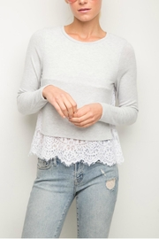 Generation Love  Esther Lace Top - Product Mini Image