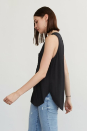 another love  Esther pocket tank - Front full body