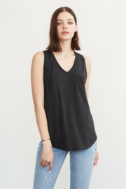another love  Esther pocket tank - Front cropped