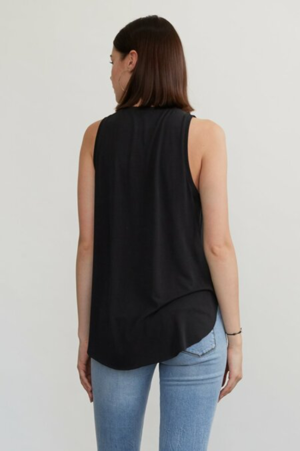 another love  Esther pocket tank - Side Cropped Image