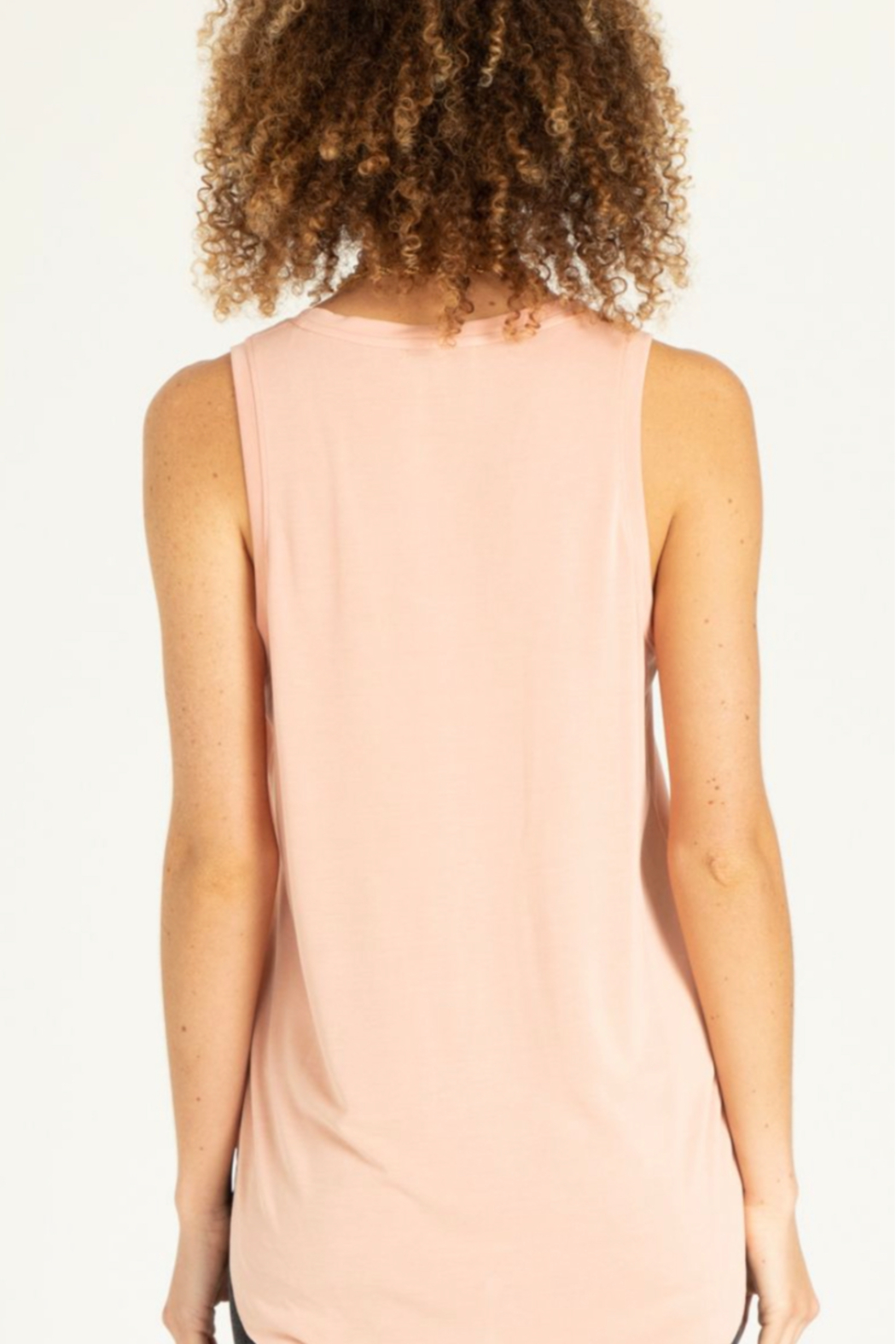 another love  Esther sleeveless V - Front Full Image