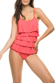 Estivo One Piece Pink Swimsuit - Product Mini Image