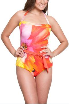 Shoptiques Product: One Piece Floral Swimwear