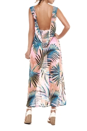 Estivo Tropic Cover Up Dress - Front full body