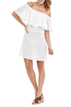 Shoptiques Product: White Cover Up Dress