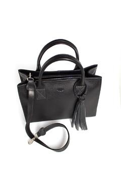 estocolmoapparel Black Leather Handbag - Alternate List Image