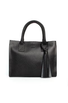 estocolmoapparel Black Leather Handbag - Product List Image