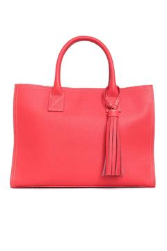 estocolmoapparel Coral Leather Bag - Product List Image