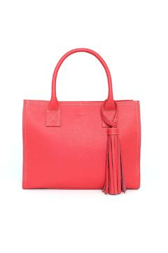 estocolmoapparel Coral Leather Handbag - Product List Image