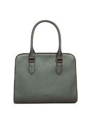 estocolmoapparel Green Leather Purse - Product Mini Image