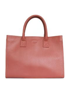 estocolmoapparel Salmon Leather Purse - Product List Image