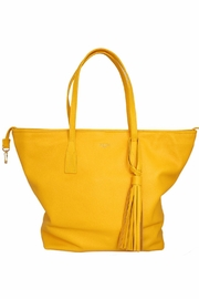 estocolmoapparel Yellow Tote - Front cropped