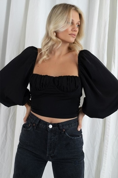 Shoptiques Product: Sweetheart Crop Top