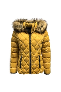ETAGE Stretch Quilted Puffer-Jacket - Alternate List Image