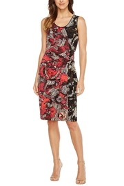 Nic + Zoe Etched Floral Dress - Product Mini Image