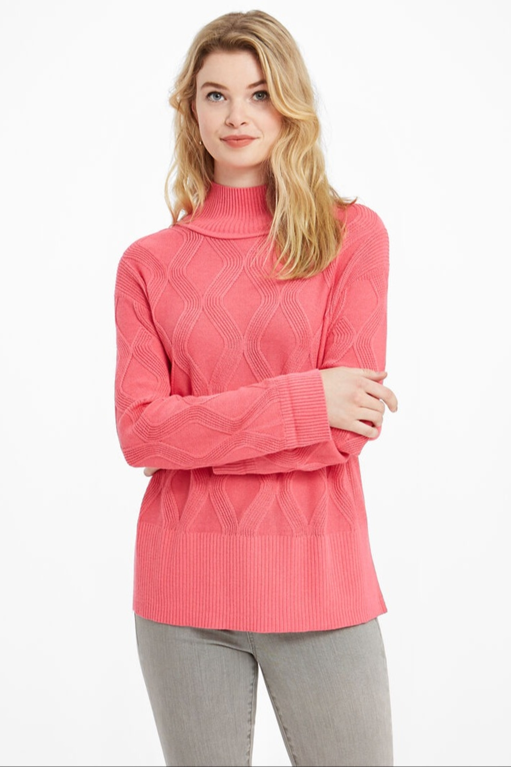 Nic + Zoe  Eternal Sweater - Front Cropped Image