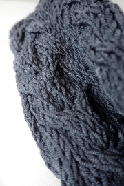 Eternal Threads Hand Knitted Cowl - Side cropped