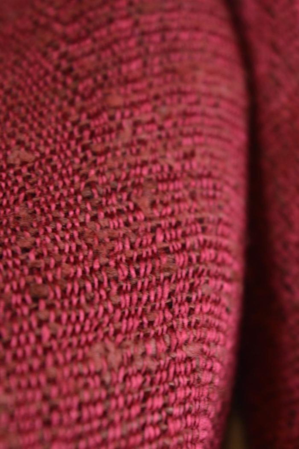 Eternal Threads Hand-Loomed Silk Shawl - Front Full Image