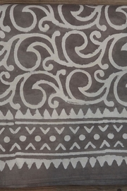 Eternal Threads Kalamkari Table Cover - Side cropped