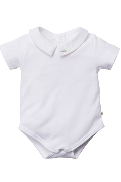 Shoptiques Product: Ethan Collar Onesie