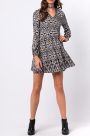 Ethereal Emery Dress Black - Product Mini Image