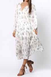 Ethereal Floral Midi Dress - Other