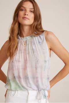 Bella Dahl  Ethereal Pastel Blouse - Product List Image