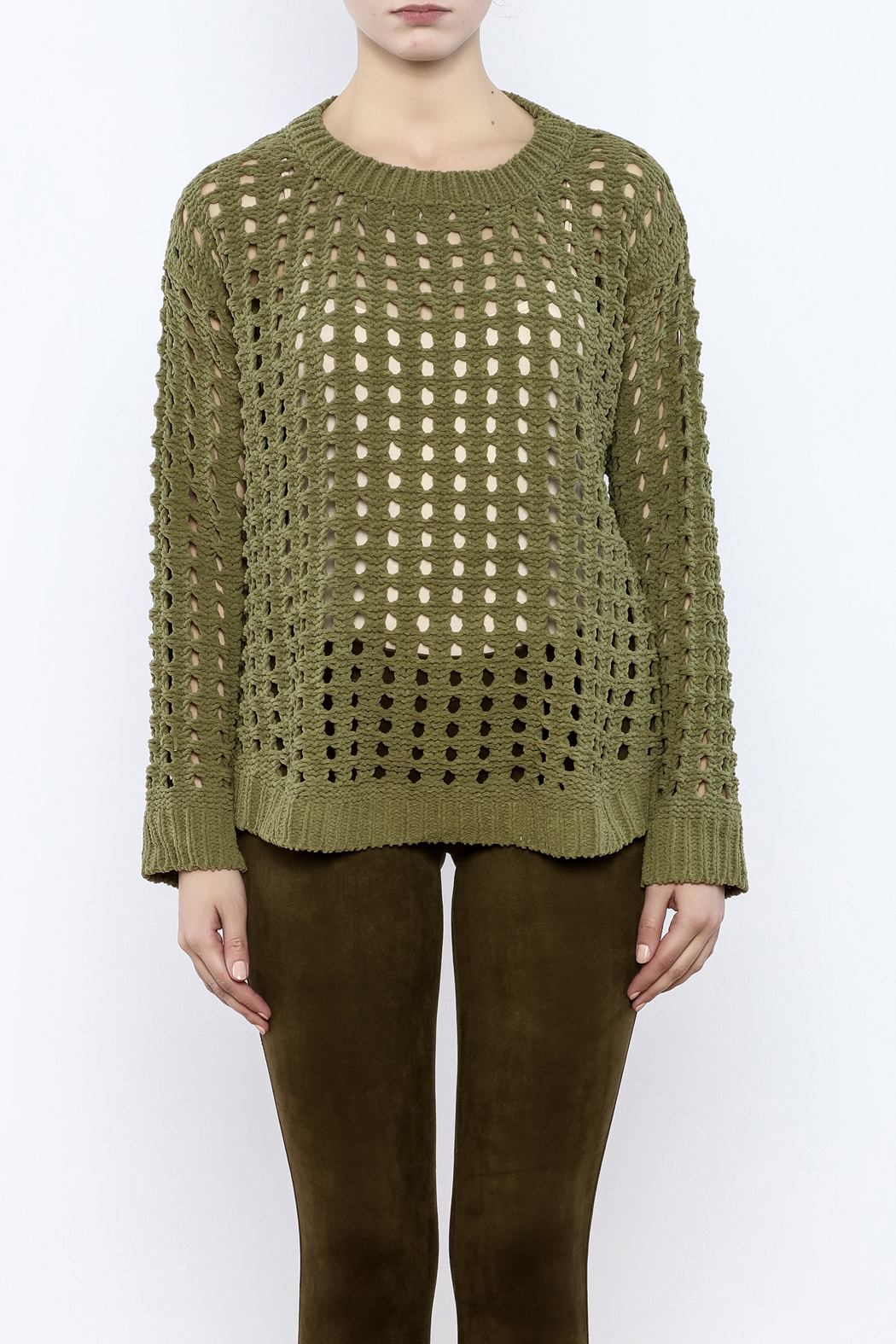 Ethereal Loose Knit Sweater from New York City by Dor L'Dor ...