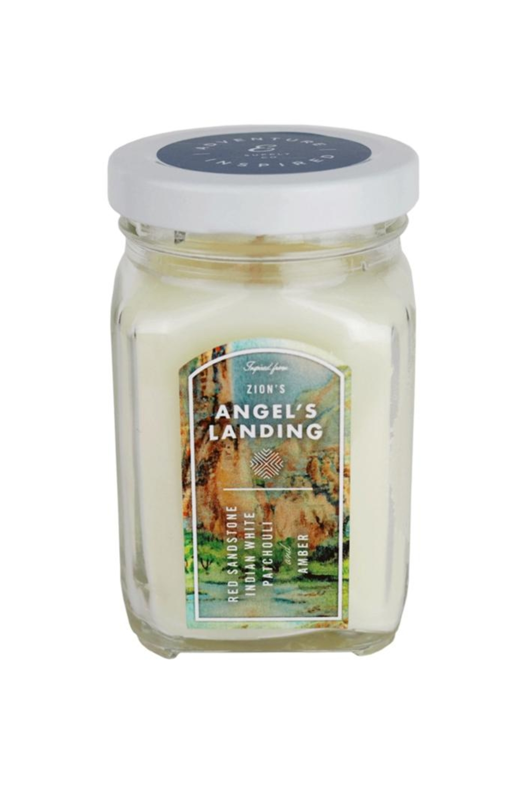 Ethics Supply Co. Coconut-Wax Travel Candle - Main Image