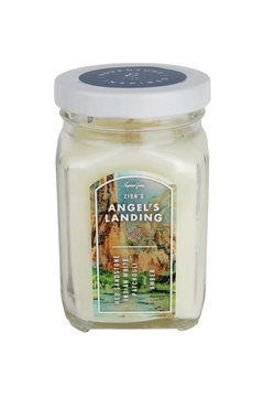 Shoptiques Product: Coconut-Wax Travel Candle