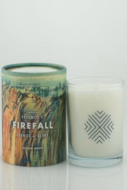 Ethics Supply Co. Firefall Candle - Front cropped