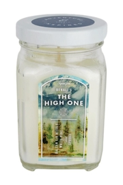 Ethics Supply Co. High One Candle - Front cropped