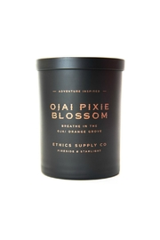 Ethics Supply Co. Ojai Pixie-Blossom Candle - Product Mini Image