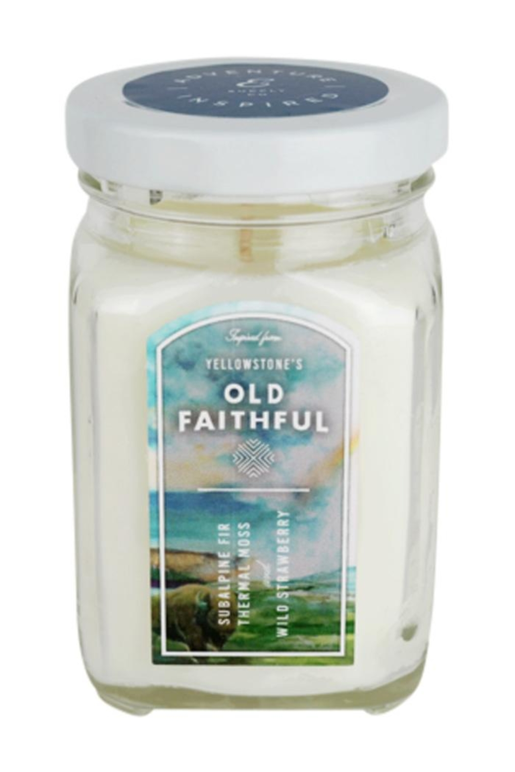 Ethics Supply Co. Old Faithful Candle - Main Image