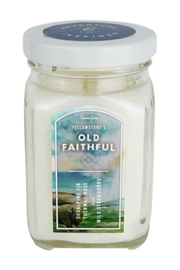 Ethics Supply Co. Old Faithful Candle - Front cropped