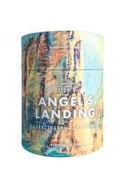 Ethics Supply Co. Organic Coconut-Wax Candle - Front cropped